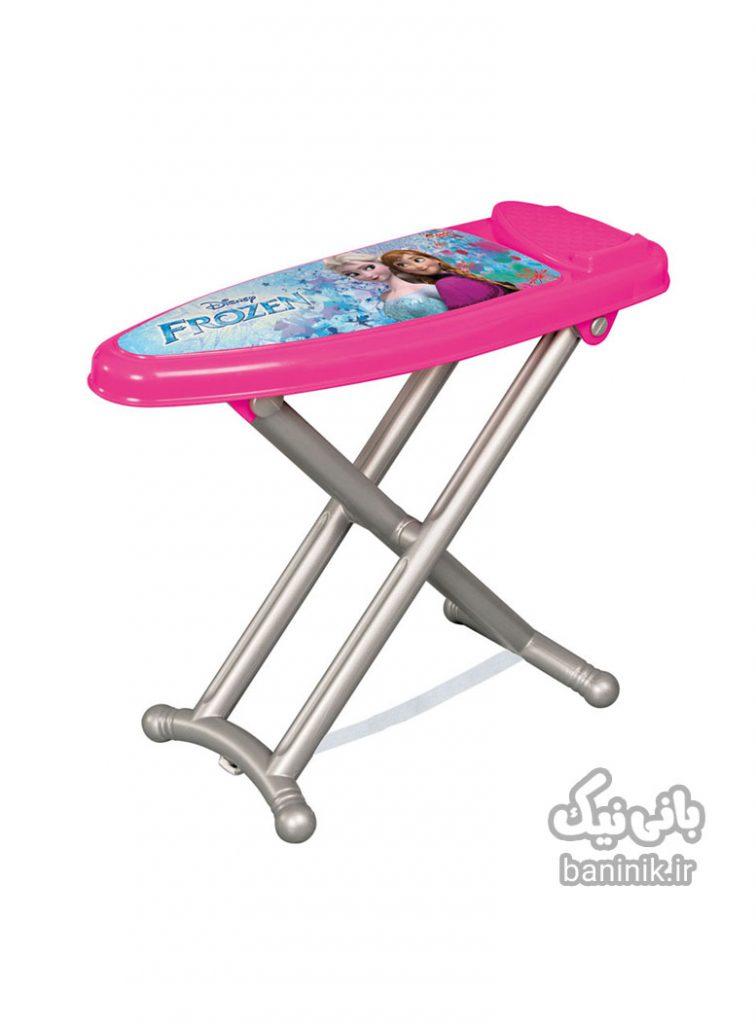 ست اسباب بازی اتو دد طرح فروزن،اسباب بازی،فروزن ،کارتون فروزن ،خرید اسباب بازی در مشهد ،اتواسباب بازی دخترانه اسباب بازی برای دختر بچه Dede Ironing toy set of frozen design