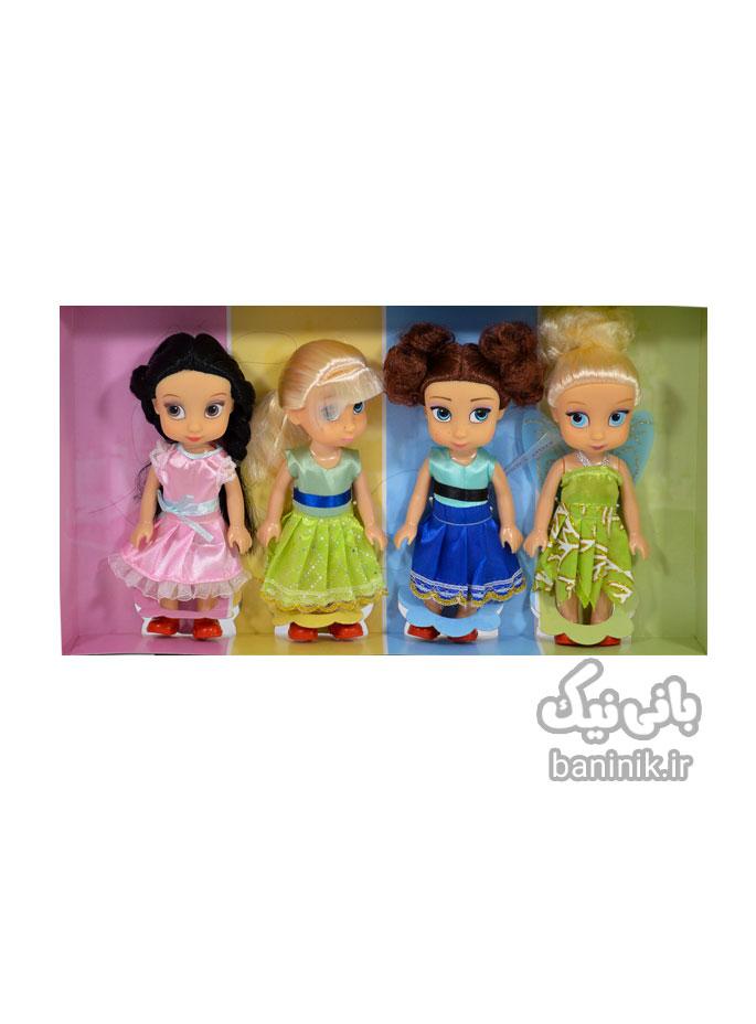 پک عروسک، خرید اسباب بازی،عروسک دیزنی، اسباب بازی عروسک، عروسک اسباب بازی، خریدهدیه برای دختر ، عروسک برای دختر کادو عروسک چی بخرم؟بانی نیک
